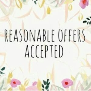 Accessories - I ♥️ Offers!